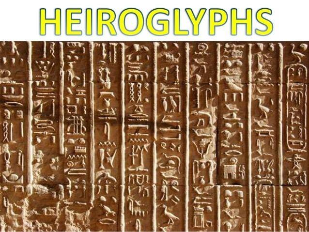 Egyptian literature Egypt Background amp Literature