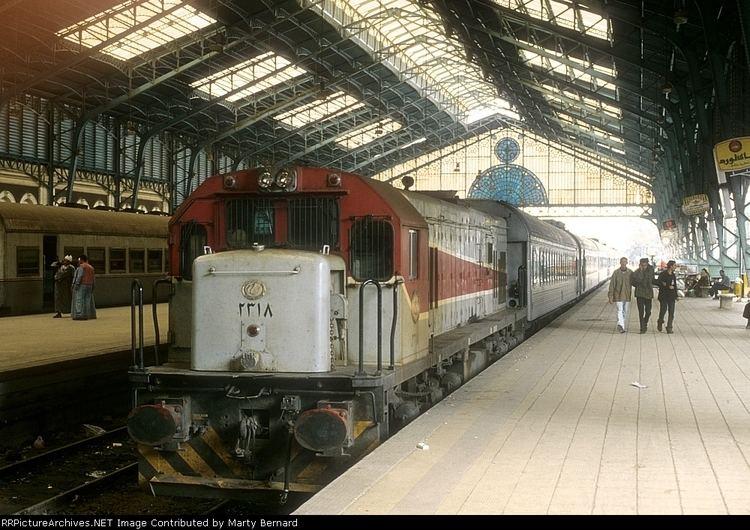 Egyptian National Railways Egyptian National Railways 2318