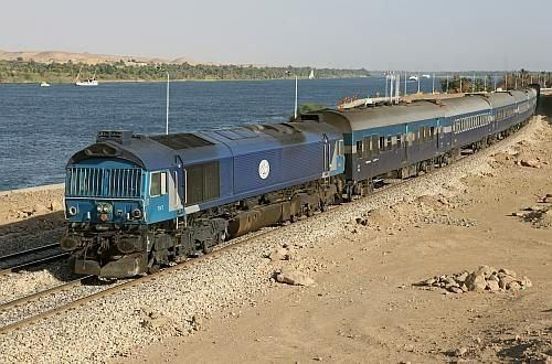 Egyptian National Railways Egyptian National Railways to resignal Port Said line