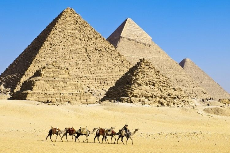 Egyptian pyramids Scientists Have an Answer to how the Egyptian Pyramids Were Built