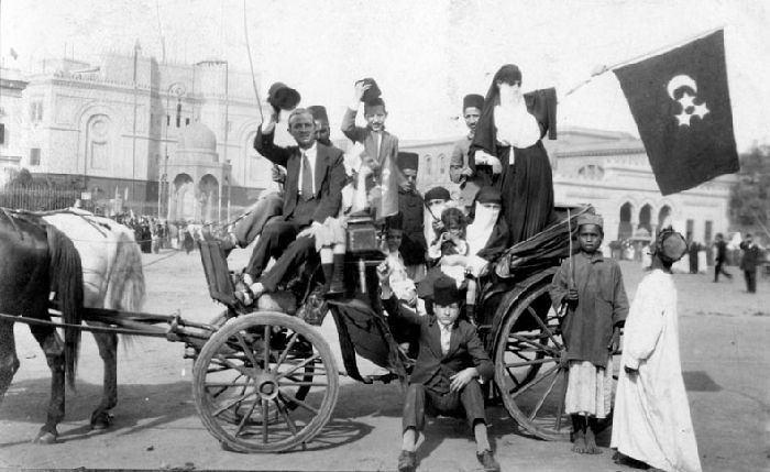 Egyptian revolution of 1919 Images of the 1919 Revolution Part 3 Paul Sedra