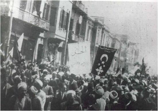 Egyptian revolution of 1919 Egyptian Revolutions 1919 and 2011 Antony Lerman