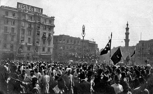 Egyptian revolution of 1919 wwwthearabrevieworgwpcontentuploads201206E