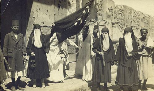 Egyptian revolution of 1919 The brave women of Egypt A history in pictures Photo Heritage