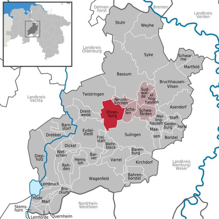 Ehrenburg, Lower Saxony