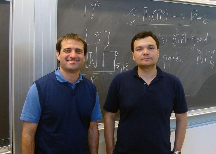Ehrenpreis conjecture