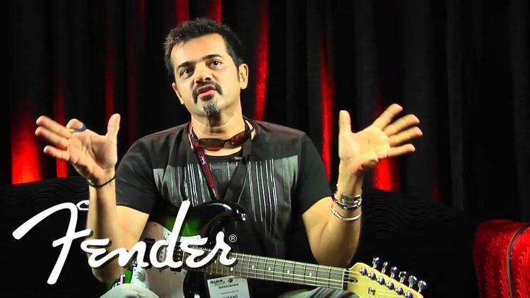 Ehsaan Noorani Ehsaan Noorani discusses his Signature Series Squier