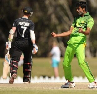 Mohammad Irfan Ehsan Adil in Pakistans Test squad for South Africa