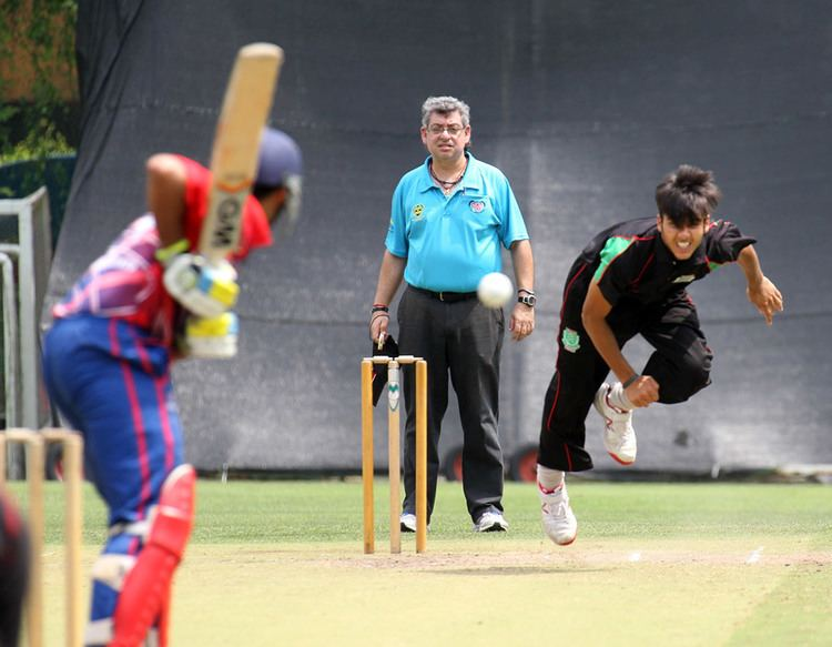Ehsan Nawaz Ehsan Nawaz KCC v Independents Photo Global ESPN Cricinfo