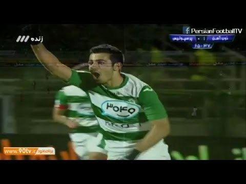 Ehsan Pahlavan IRAN BEST GOALS Ehsan Pahlavan long range shot 12162016