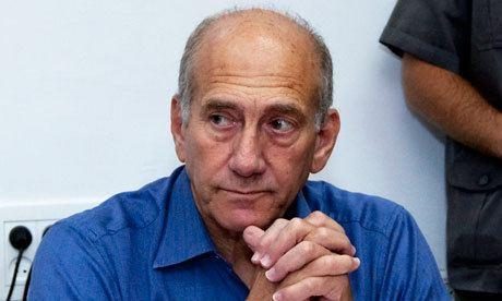 Ehud Olmert Ehud Olmert convicted in corruption case World news