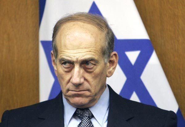 Ehud Olmert Ehud Olmert Arrogance On the High Wire Jewish amp Israel