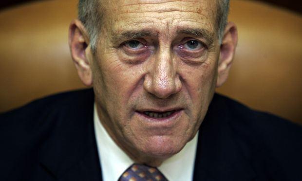 Ehud Olmert Former Israeli PM Ehud Olmert handed sixyear jail