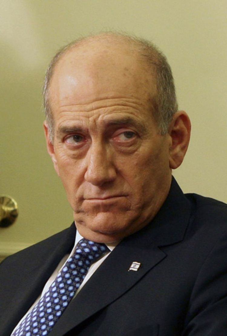 Ehud Olmert Ehud Olmert to discuss Israel39s present and future at New