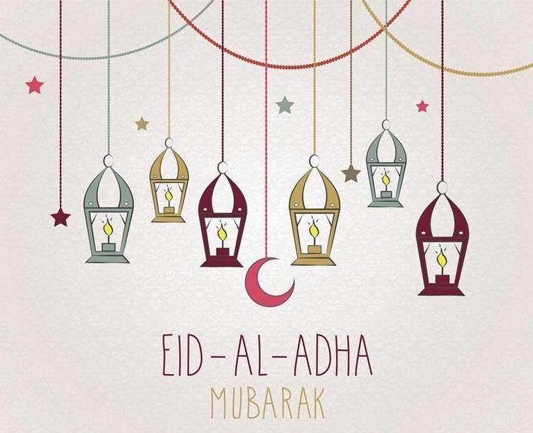Eid al-Adha Eid Mubarak 20 WhatsApp SMS Facebook greetings to wish your
