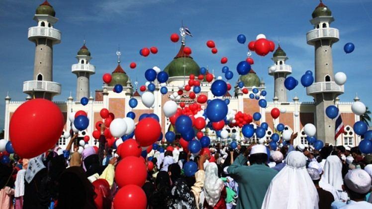 Eid al-Fitr Eid alFitr festival marks end of Ramadan around the world Eid