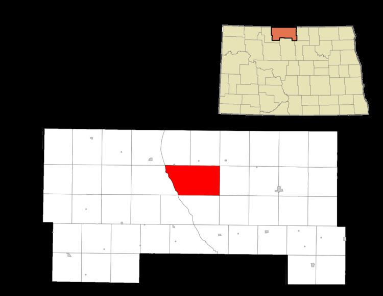 Eidsvold Township, Bottineau County, North Dakota