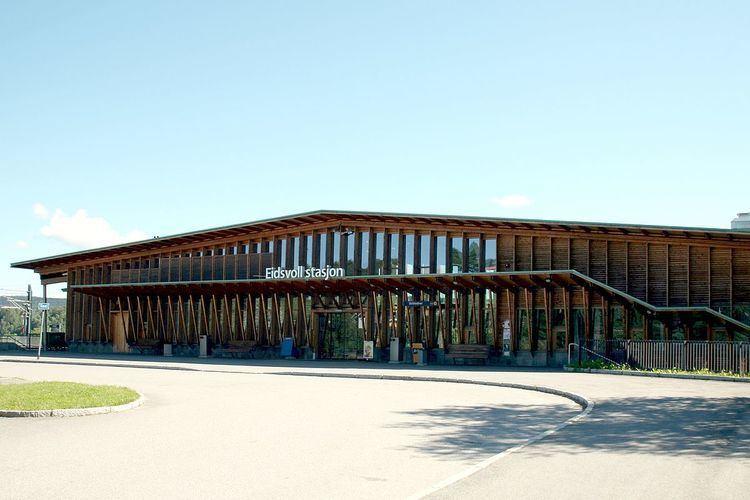 Eidsvoll Station