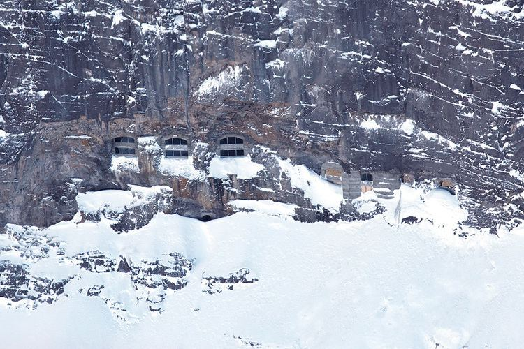 Eigerwand railway station FileStationEigerwand 1959jpg Wikimedia Commons