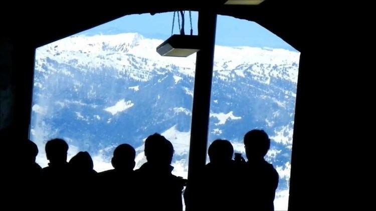 Eigerwand railway station Eigerwand railway station from Jungfraubahn YouTube