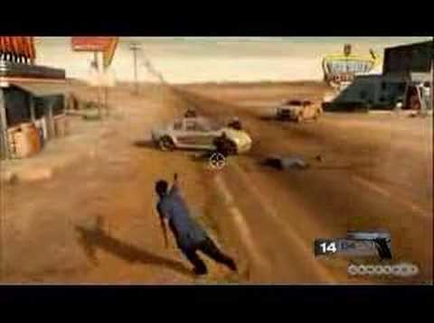 Eight Days Eight Days E3 06 PS3 Demo YouTube