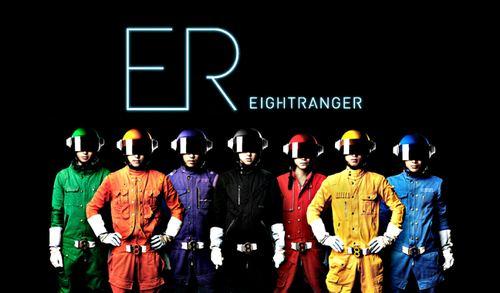 Eight Ranger Kanjani8s EIGHT RANGER Reveals Jacket Covers for ER JpopAsia