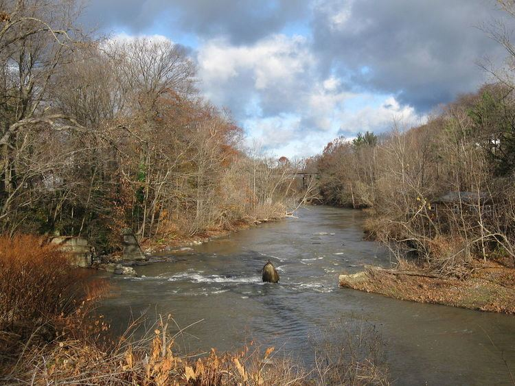 Eighteen Mile Creek (Erie County)