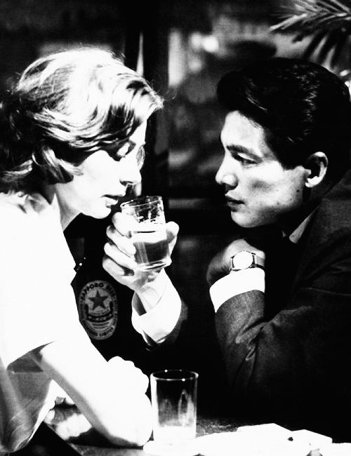 Eiji Okada Hiroshima mon amour Alain Resnais 1959 Elle Emmanuelle Riva