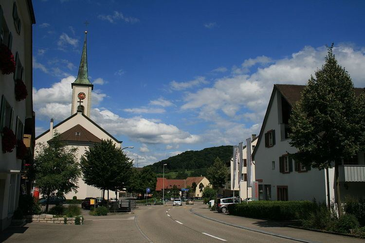 Eiken, Aargau