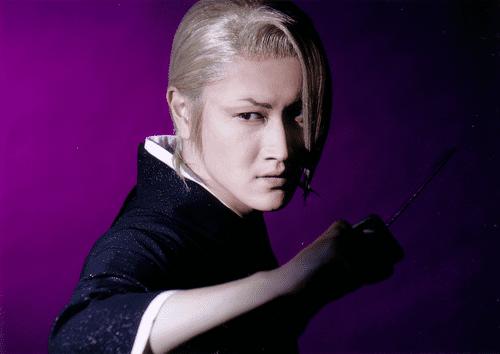 Eiki Kitamura RMB The Live Bankai Show Code 001 Eiki Kitamura as Izuru