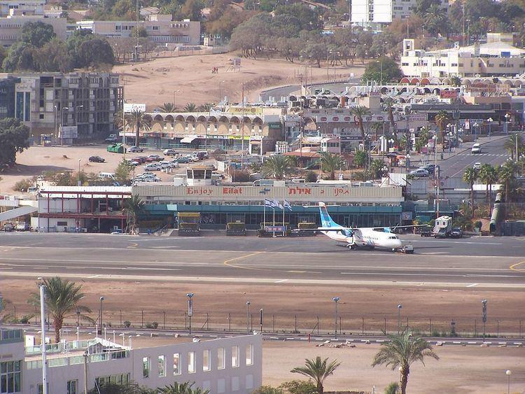 Eilat Airport