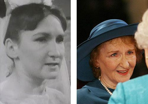 Eileen Derbyshire Soap Stars When They Were Young Two Little Fleas