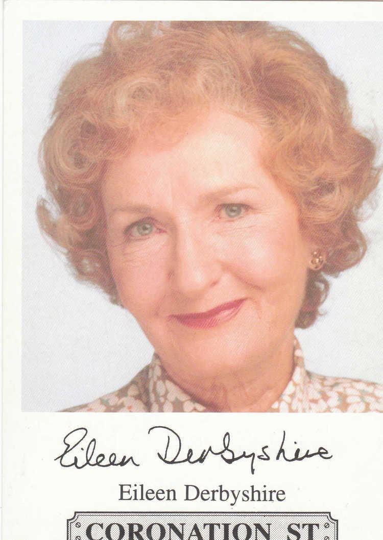 Eileen Derbyshire (born 1931)