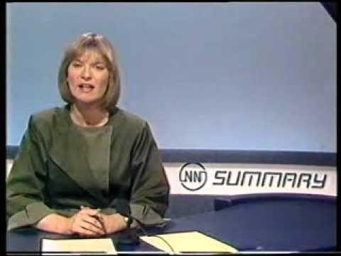Eileen Dunne RTE News headlines January 1986 Eileen Dunne YouTube