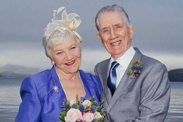 Eileen McCallum River City lovebirds get hitched on the bonnie banks of Loch Lomond