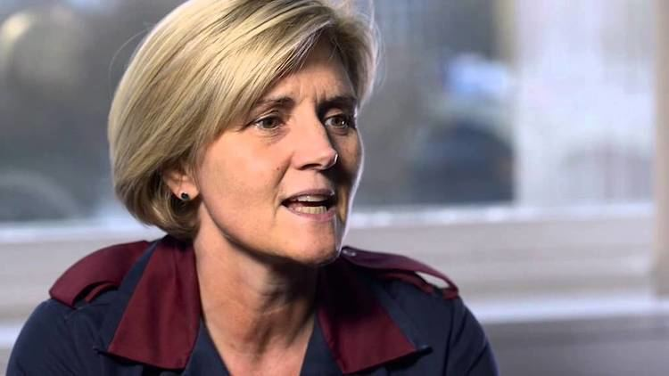 Eileen Sills Chief Nurse Dame Eileen Sills talks about life at Guys and St