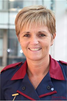 Eileen Sills Chief Nurse recognised in Queens New Year Honours