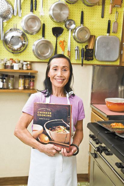 Eileen Yin-Fei Lo Sausage Buns Demo Recipes Techniques Food Arts