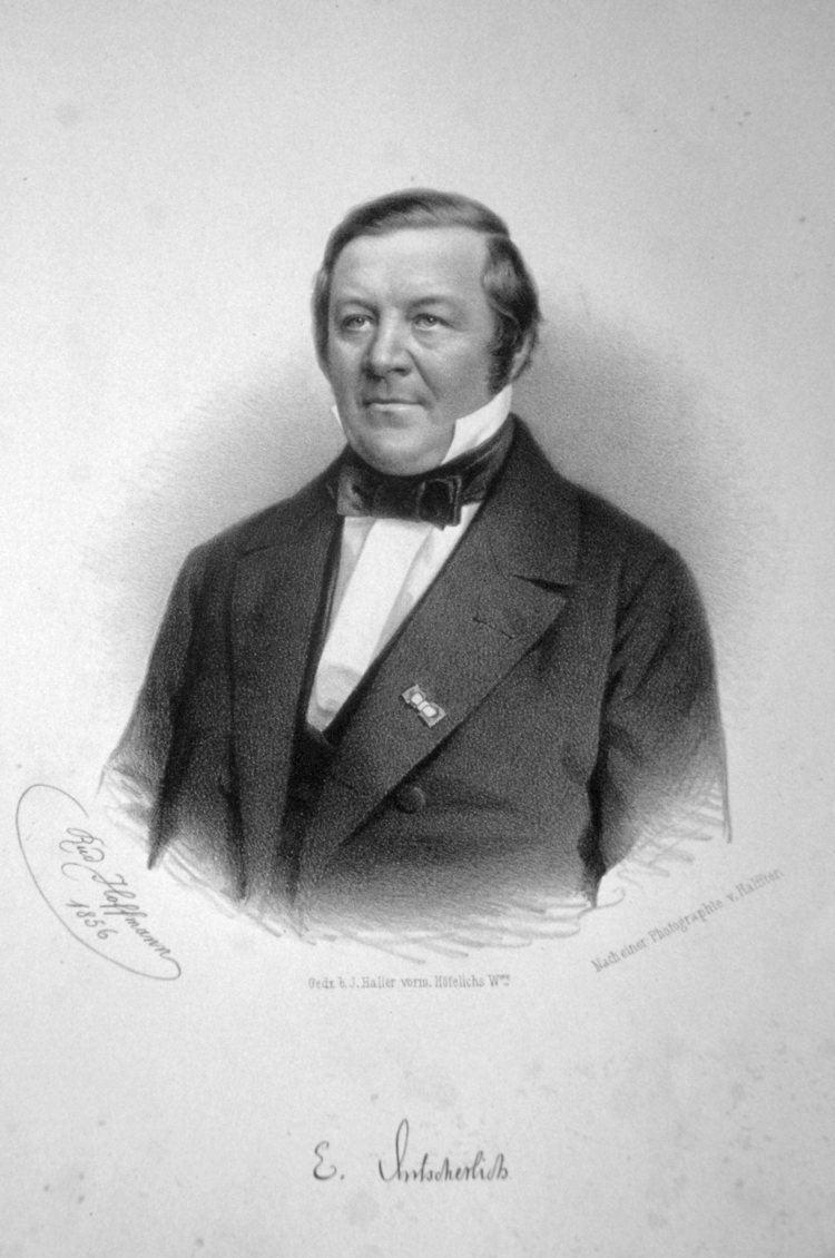Eilhard Mitscherlich FileEilhard Mitscherlich Lithojpg Wikimedia Commons