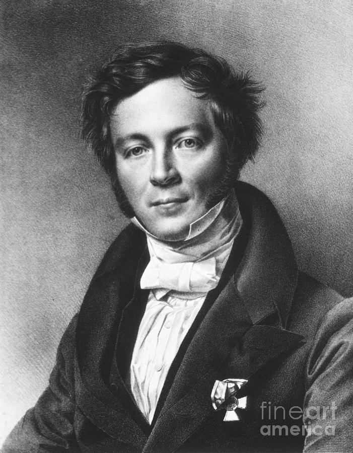 Eilhard Mitscherlich Eilhard Mitscherlich German Chemist by Science Source