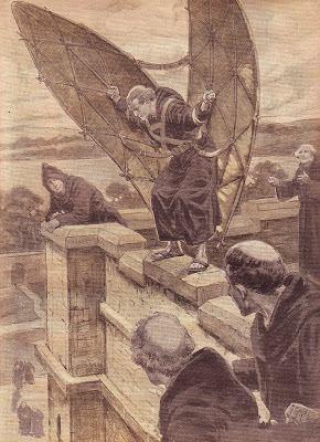 Eilmer of Malmesbury THE FLYING MONK