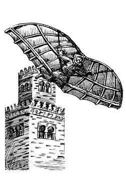 Eilmer of Malmesbury Flyingquot medieval monk X XI century CE Historum History Forums