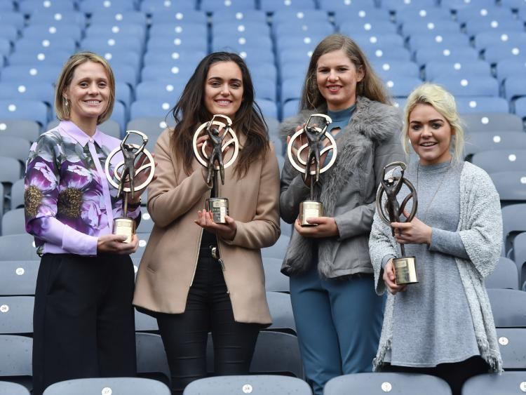 Eimear McDonnell Eimear McDonnell scoops the AIB Munster club Camogie player of the