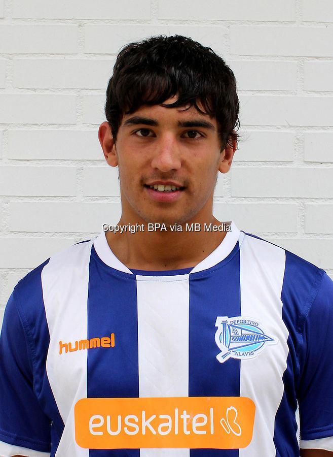 Einar Galilea Spain La Liga Adelante 20142015 Matthew Buxton