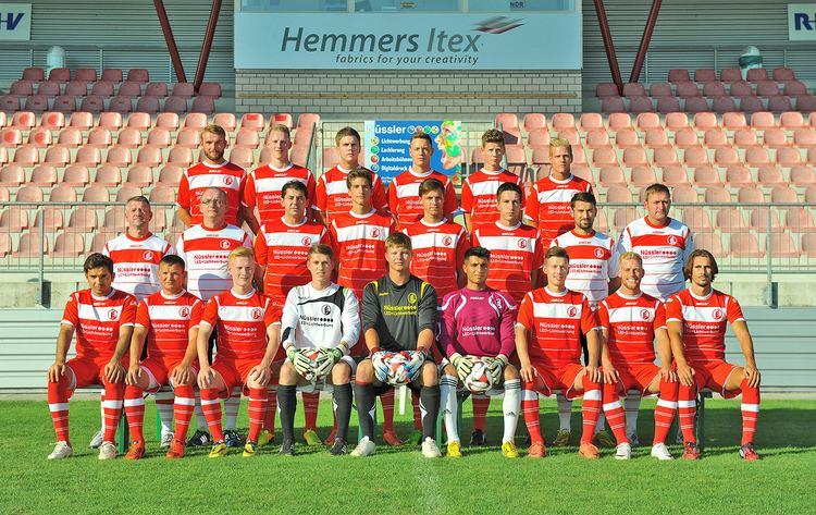 Eintracht Nordhorn Ewige Spielerchronik SV Eintracht Nordhorn FuPa