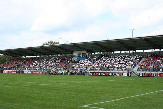 Eintracht Nordhorn SV Eintracht Nordhorn gegen Werder Bremen Faszination Fankurve