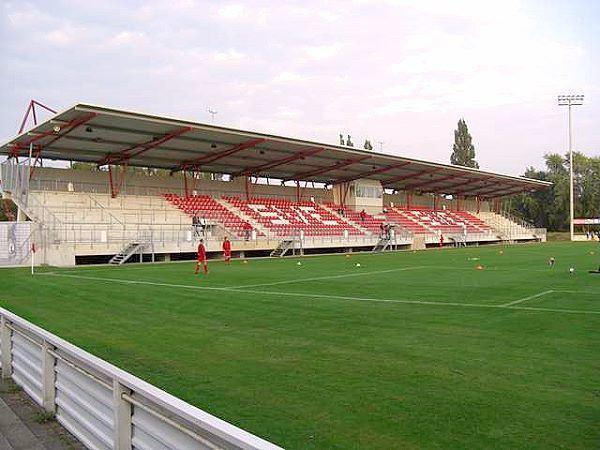 Eintracht Nordhorn Stadion beim SV Eintracht TV Nordhorn