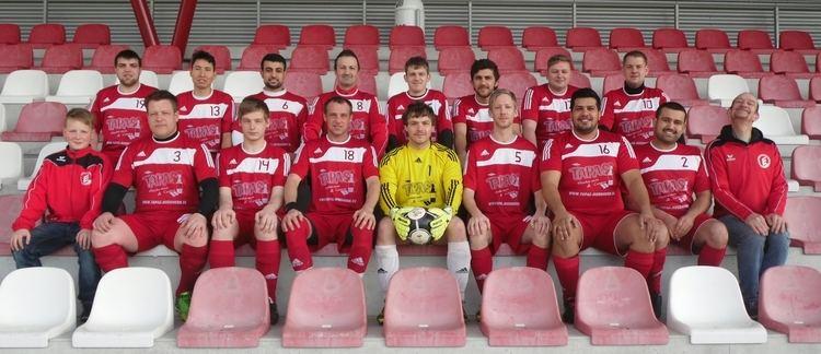 Eintracht Nordhorn SV Eintracht Nordhorn 2 Mannschaft Herren 201314 FuPa