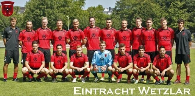 Eintracht Wetzlar SG Eintracht 05 Wetzlar 1 Mannschaft Herren 201415 FuPa