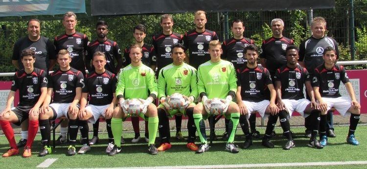 Eintracht Wetzlar SG Eintracht 05 Wetzlar 2 Mannschaft Herren 201516 FuPa